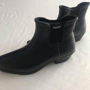 Bogs rain boots